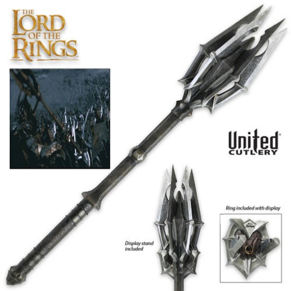 Mace of Sauron with One Ring